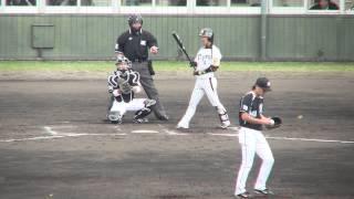 2013プロ野球春季キャンプ練習試合 千葉ロッテマリーンズ:香月良仁.
