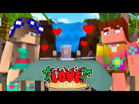 LITTLE CARLY AND SCUBA STEVE GET BACK TOGETHER?! (Minecraft Love Island).