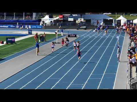 2018 Drake Relays High School Girls 4x400 Final