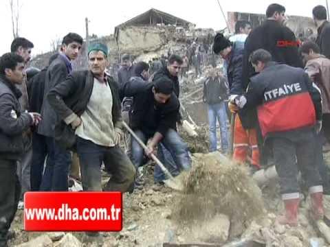 ELAZIĞ HIT BY 6.0 EARTHQUAKE; 41 KILLED- SCORES INJURED