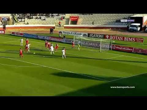 Elazığspor 2 - 2 Samsunspor Maç Özeti 2017