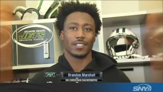 "Brandon Marshall on Hackenberg: ""Why would yo..."