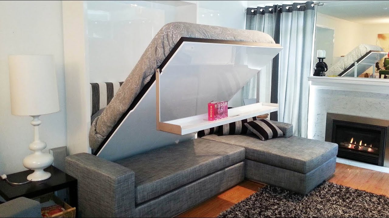 Amazing Space Saving Ideas For Home Smart Furniture