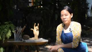 Meet the Artist : Sudsiri Pui-Ock (Thailand)