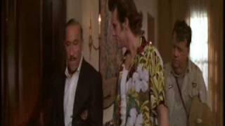 Ace Ventura 2 - Projector & Animal room Scene !