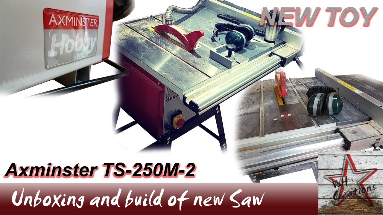 Saw Crown Guard For Charnwood W629 10/'/' Cast Iron Table Saw