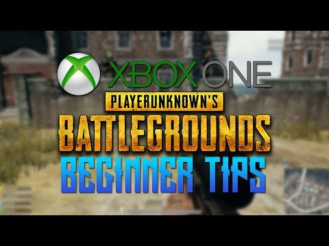 PUBG Xbox One: Beginner Tips for Winning Games (Console Solos Tips)