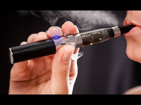 E-cigs 'can triple the risk of heart damage' for users