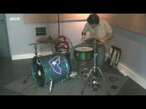 There Is (Boxcar Racer) - Drums