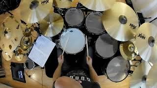 Lass Es Regnen (Thomas Godoj) ::: Studiosession Drums
