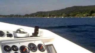 CIGARETTE boat speed
