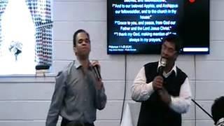 Philemon   Pastor Ninan Thomas 04 27 2014