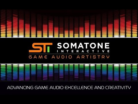 Sound Design Blog | Somatone Interactive, Inc