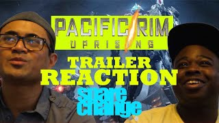Pacific Rim: Uprising Trailer Reaction & Review NYCC