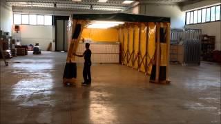 SPACE - cabine gain place pour peinture