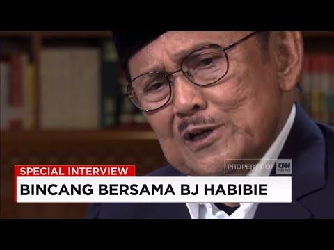 Seru, Asyik & Ekspresif tapi Berisi dengan Presiden BJ Habibie