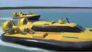 Broome Hovercraft Eco Adventure Tours