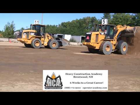 Dump Truck And Front End Loader Training
