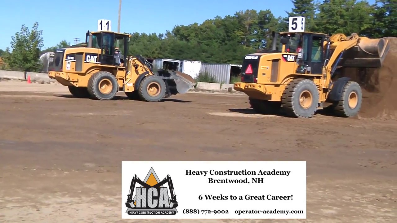 Dump Truck and Front End Loader Training - Heavy Construction Academy