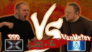 Versus Series: Brian Braun-Duin (Mythic Conscription) vs Chris VanMeter (G/R Fires)