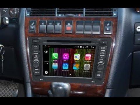 Штатная магнитола Audi A8 (1994-2003) S8 (1994-2003) 8 Core Android W2-W221