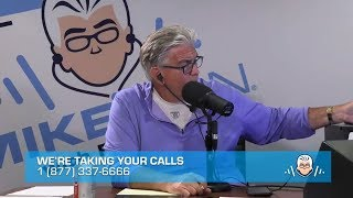 Mike Francesa calls-Rams,Eagles,Colts,Andrew Luck isn