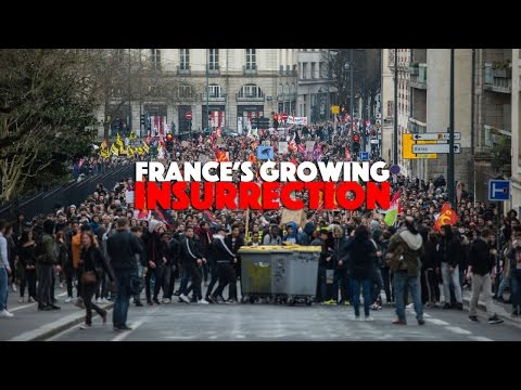 France's Growing Insurrection