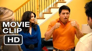 Wanderlust #1 Movie CLIP - Brotherly Love - Paul Rudd, Jennifer Aniston Movie (2012) HD