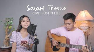 Salam Tresno - Cipt. Justin liee | ianyola Live Cover