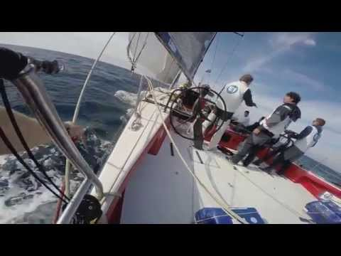 Adriatic Race 2015 - Bowman View - Volvo Open 70