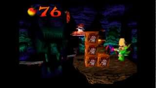 N. Brio Bonus Round #3 - Heavy Machinery - Crash Bandicoot - All Bonus Rounds (Part #14)