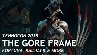 Warframe: Fortuna, Railjack, Code Name Garuda [TennoCon2018]