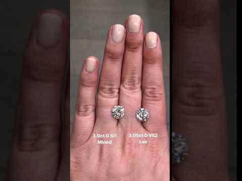 Mined Diamond vs Lab Diamond Revealed