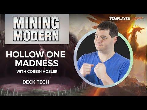 [MTG] Mining Modern - Hollow One Madness | Deck Tech