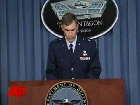 Pentagon Announces Charges In USS Cole Bombing
