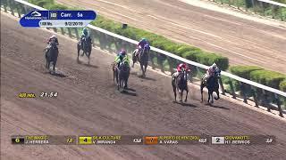 Vidéo de la course PMU PREMIO SAINT OREGON