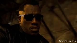 Блейд 2 (2002 г.) Разборка в начале фильма