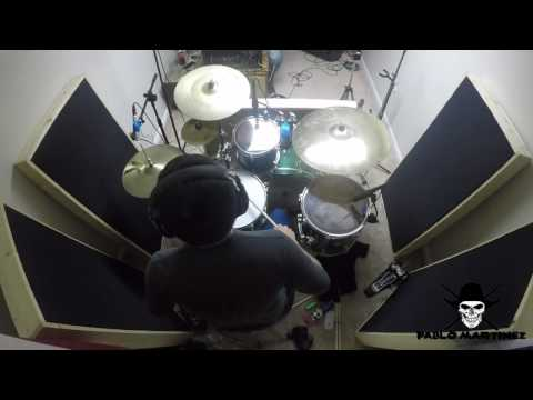 Avenged Sevenfold - Bat Country Drum Cover