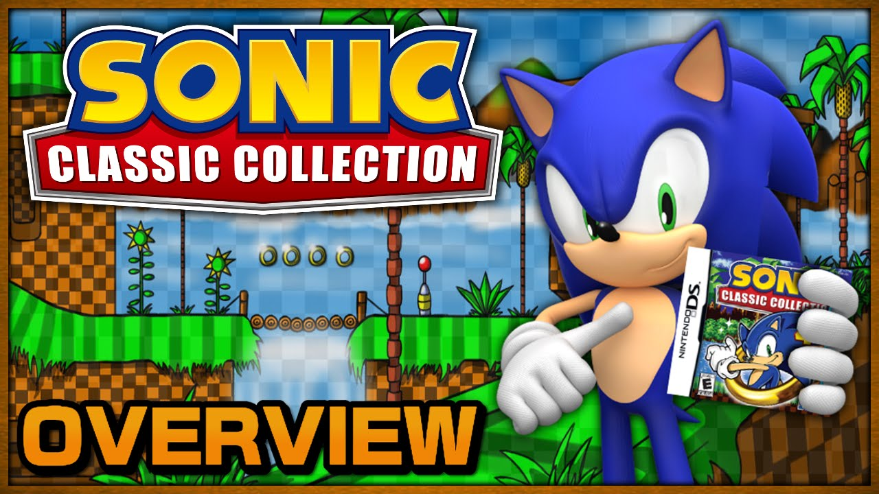 Overview - Sonic Classic Collection (DS)