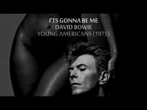Its Gonna Be Me, David Bowie (Subtítulos Español-Inglés)