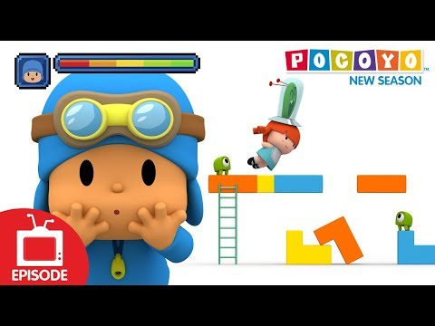 Pocoyo - Insert Coin (S04E23) NEW EPISODES | BLACK FRIDAY