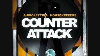 Audioleptika & HouseKeepers - Counter Attack (Original Mix) [Bedroom Muzik]