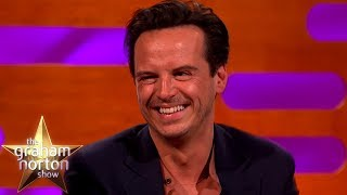 Andrew Scott Is Embarrassed He Can't Drive | The Graham Norton Show