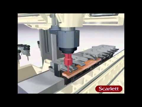 Conturex - The Complete Profiling Center woodworking machinery