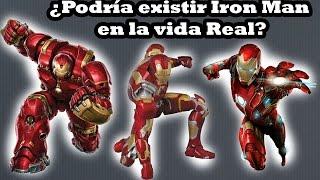 ¿Podría existir Iron Man en la vida Real?