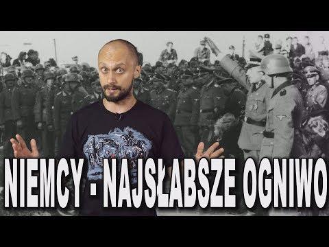 Niemcy - najsłabsze ogniwo. Ucieczka z Auschwitz. Historia Bez Cenzury