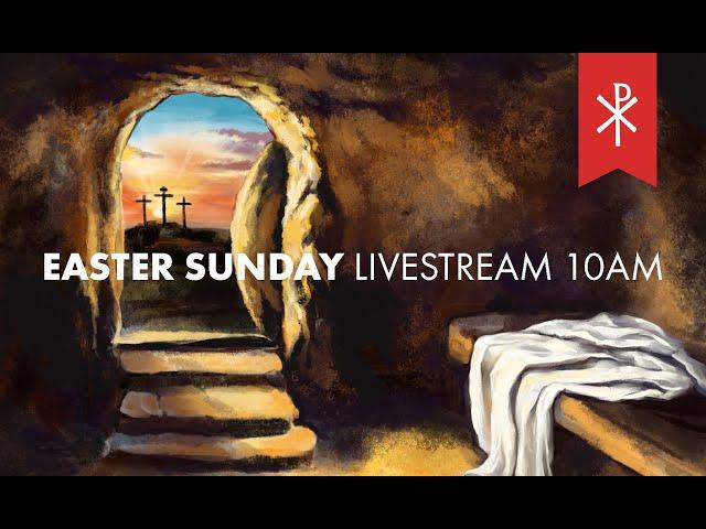 12 April 2020 Livestream | John 20:1-31