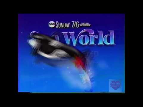 Sea World | Star Spangled Summer | Promo | 1991