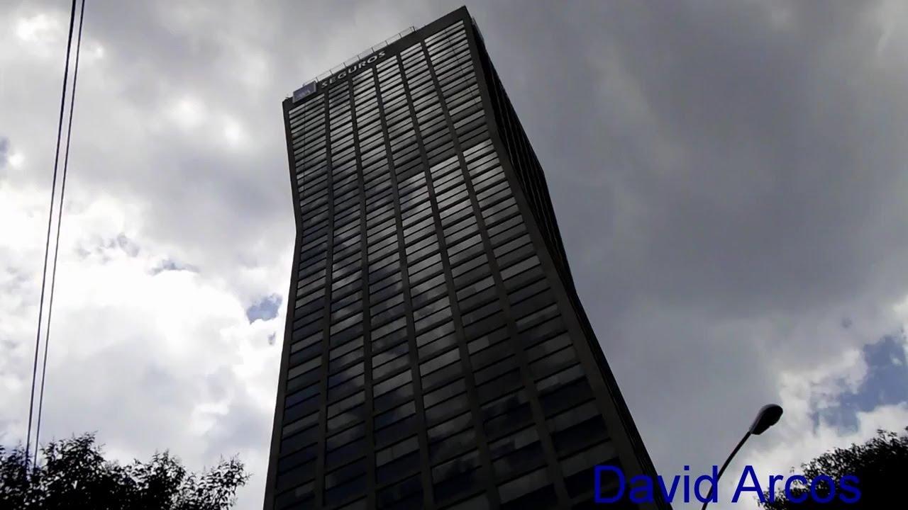 Torre axa youtube for Oficinas de axa