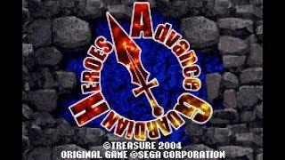 GBA Advance Guardian Heroes